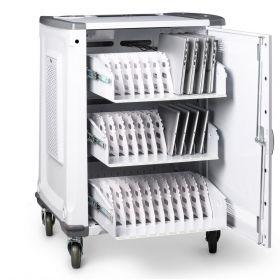 Chariot de chargement Smartcharge pour 32 ordinateurs portables ou tablettes