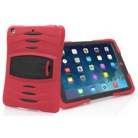 Q1 protector case voor iPad 2017 & 2018 + Glass screen protector